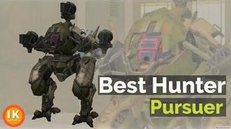 The Best War Robots Hunt Skill Pursuer Warrobots Pursuer hunt
