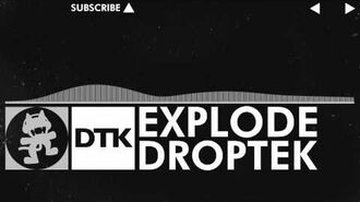 Glitch Hop 110BPM - Droptek - Explode Monstercat Release-0