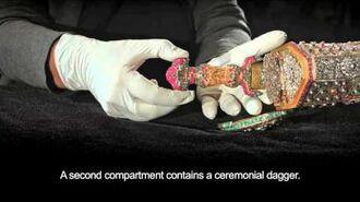 Jeweled gun of Sultan Mahmud I, dated 1732-1733