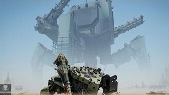 The Legend Of The Bastion Robot What Happened To It? War Robots