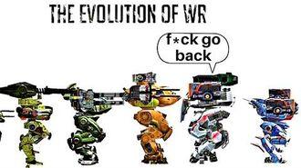War Robots-Funniest Memes