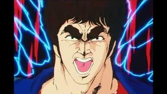 Kenshiro vs Souther's troops