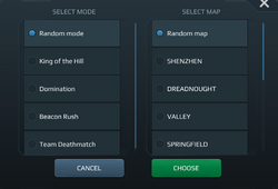 Mapgamemodeselect