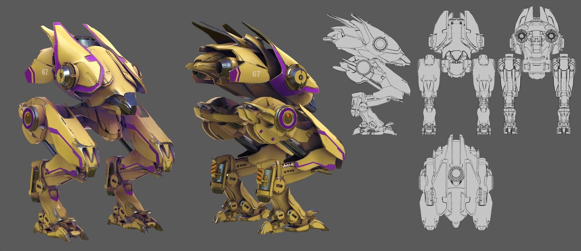 Concept Art Robot