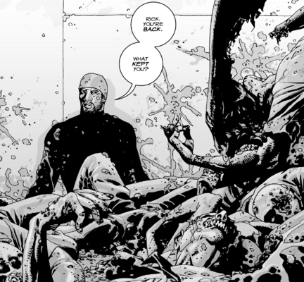 Issue 16 Tyreese