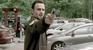 Rick Grimes With His Colt Python, 3