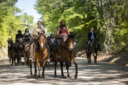 Walking-rick-michonne