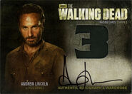AM9 Andrew Lincoln as Rick Grimes
