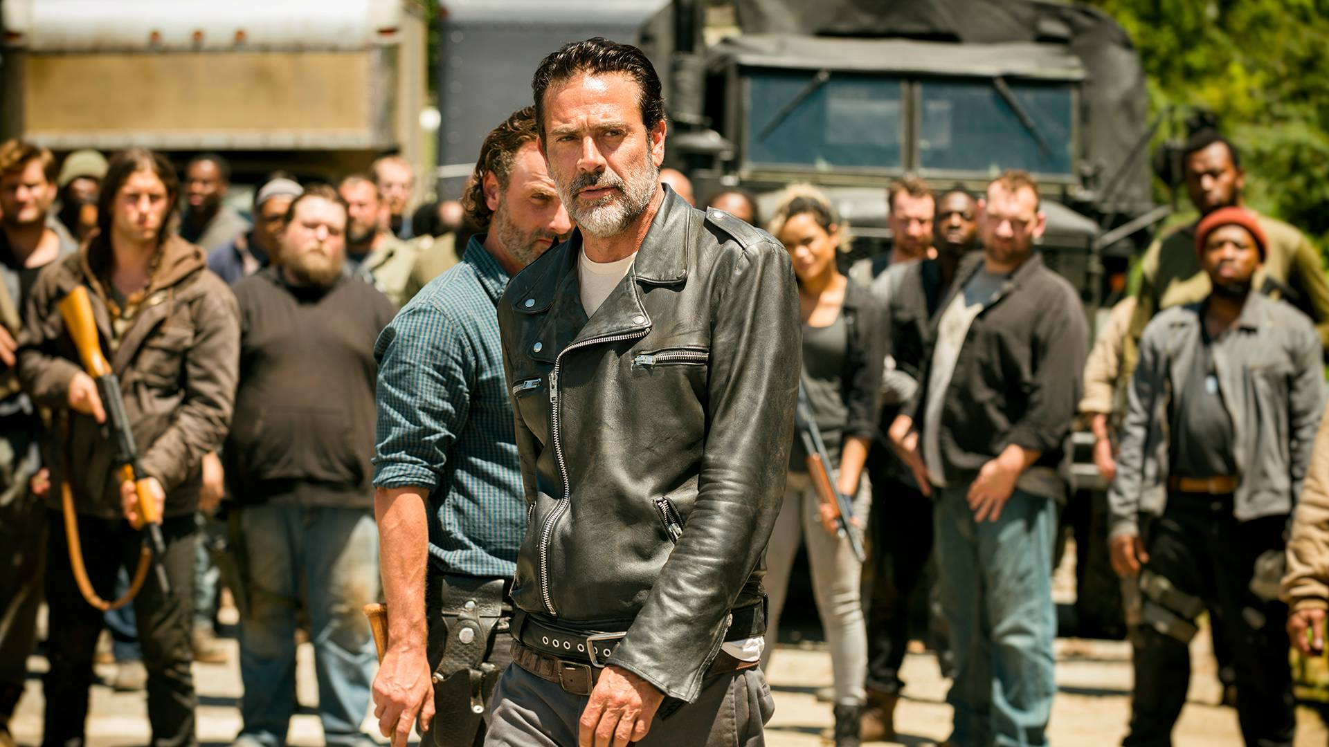 The walking dead how many seasons 92