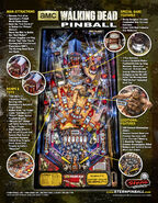 The Walking Dead Pinball Machine (Pro Edition) 6