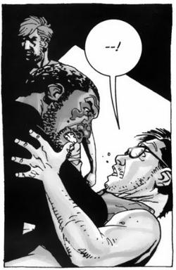 Tyreese killed Chris 15x5