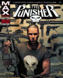 Punisher MAX Cover