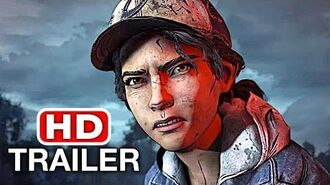 THE WALKING DEAD Game Season 4 Episode 3 Trailer 2 Telltale NEW (2019)