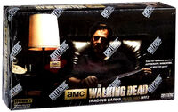 The Walking Dead Season 3 Part 2 Trading Card Box