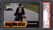 Trading Cards Season One - 23 Out of Gas