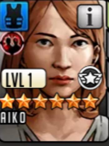 Aiko (6 Stars)