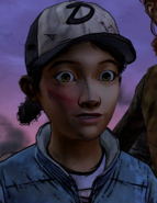 AmTR Clem Weird Smile