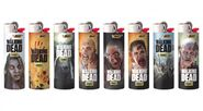 BIC Special Edition The Walking Dead Series Lighters 1