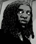 Michonne Hawthorne (Comic Series)