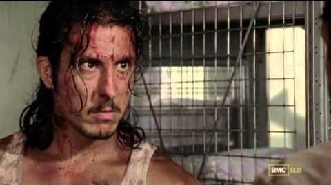 Rick kills Tomas The Walking Dead - Season 3