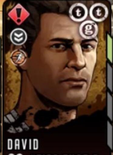 David García (Road to Survival) | Walking Dead Wiki | FANDOM