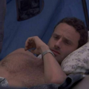 Rick grimes the morning after