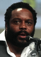 Chad L. Coleman by Gage Skidmore