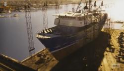 Season two Connor's Boat