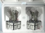 Zombie Hand Bookend 6