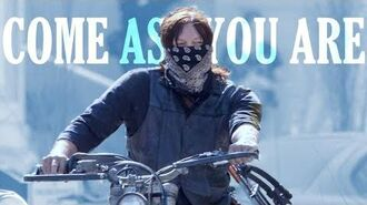 Daryl Dixon Tribute -- Come As You Are -TWD-