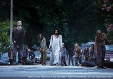 Mrs Jones and zombies