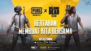 PUBG MOBILE X The Walking Dead