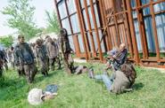 AMC 608 Maggie Shooting Walkers