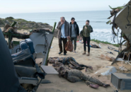 FTWD 203 Flight 462 Wreckage