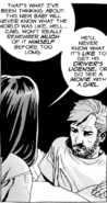 Lori telling Rick Issue 9