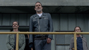 Negan Simon and Gavin S8E1