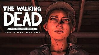"The Walking Dead Season 4 ""The Final Season"" Official Trailer - (Telltale Games)"