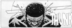 Tyreese's death 46x16
