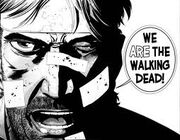 We are the walking dead william d