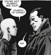 Alpha Taunts Negan