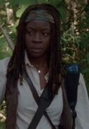 Michonne Claimed 8