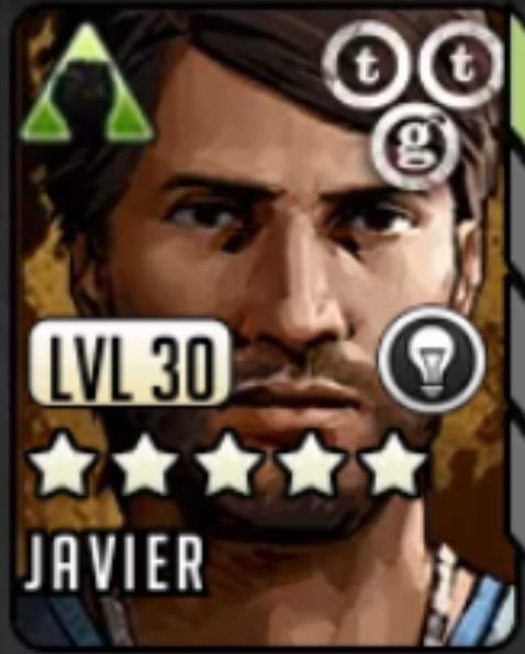 Javier García (Road to Survival) | Walking Dead Wiki