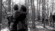 TDWCWYWB Daryl and Carol hugging