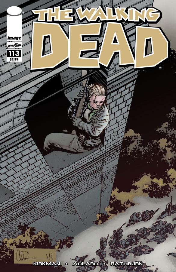 Walking Dead 151 152 153 154 155 156 Complete Image Comic Lot Run Set Kirkman
