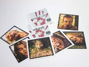 The Walking Dead Trivia Box Game Walker Character Cards