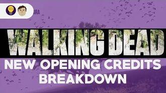 Walking Dead Season 9 New Opening Credits BREAKDOWN