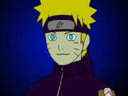 Naruto Uzumaki Drawn