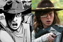 Carl-walkingdead