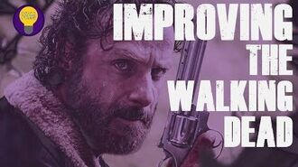 Improving the Walking Dead - A message to Angela Kang