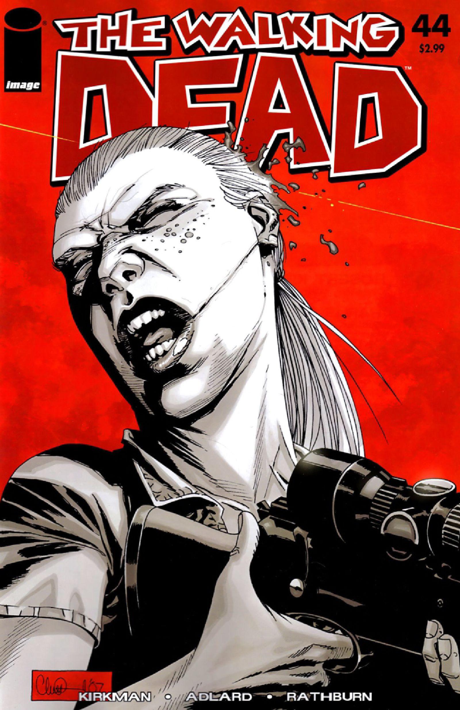 Walking Dead #44